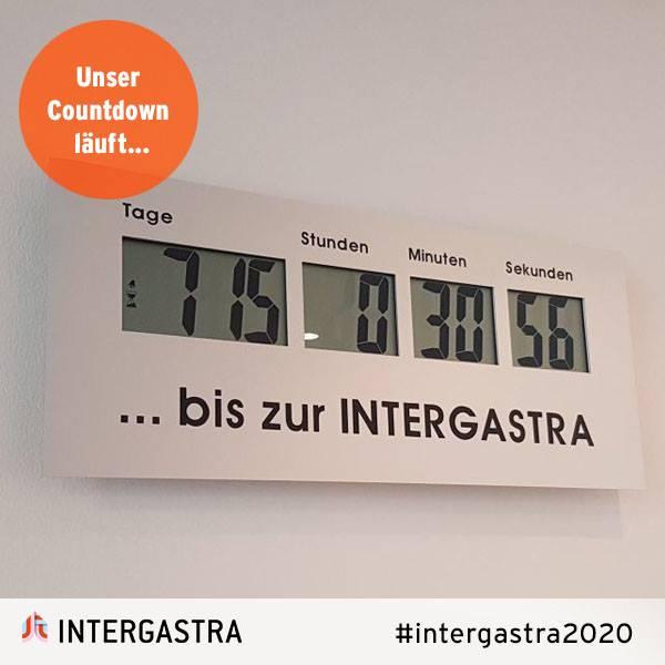 """""""Nach der Messe ist vor der Messe"""" - beim DEHOGA Baden-Württemberg und INTERGASTRA-Team läuft schon der Countdown für 2020! Erstmals mit dabei die IKA Olympiade der Köche ????"""